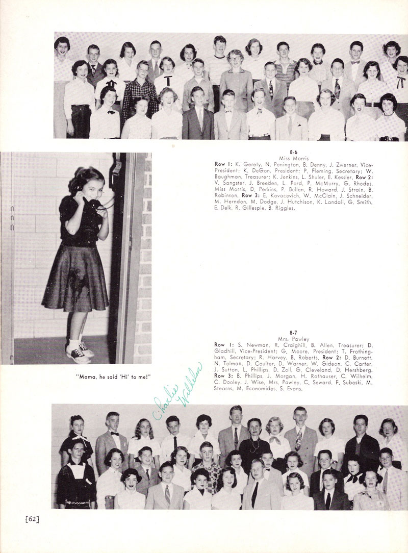 StarStone 1953 - 1955, page 62