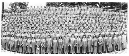 Wakefield High School Class of 1959